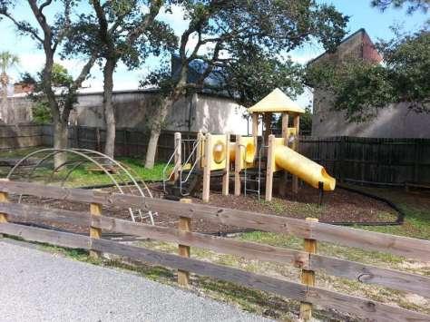 St. Augustine Beach KOA in St Augustine Florida Playground