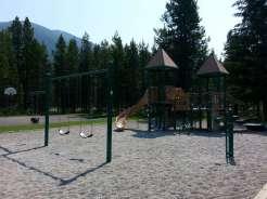koa-west-glacier-montana-playground