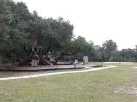 Lithia Springs Regional Park in Lithia Florida Playground