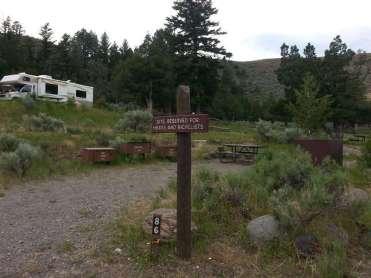 mammoth-campground-yellowstone-national-park-hike-bike