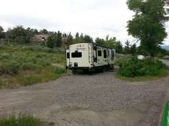 mammoth-campground-yellowstone-national-park-rv-site