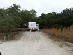 Moss Park Campground near Orlando Florida Backin