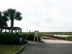 Ocean Grove RV Resort in Saint Augustine Florida Boat Launch