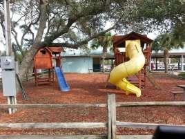 Ocean Grove RV Resort in Saint Augustine Florida Playground