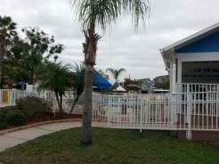 Orlando Kissimmee KOA in Kissimmee Florida Pool Area