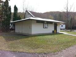 Outdoor Resorts at Gatlinburg near Gatlinburg Tennessee Restroom