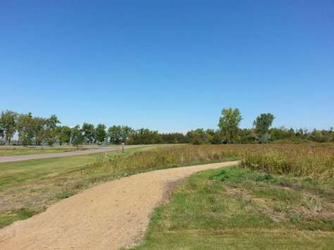 Pelican Lake Recreation Area near Watertown South Dakota Trails