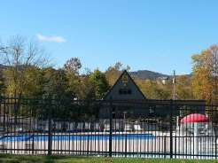 Pigeon Forge / Gatlinburg KOA in Pigeon Forge Tennessee pool