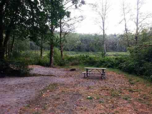 South Grandy Lake Park Campground