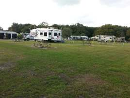 Stage Stop Campground in Winter Garden Florida Sites