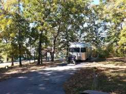 Table Rock Lake State Park in Branson Missouri in the Trees