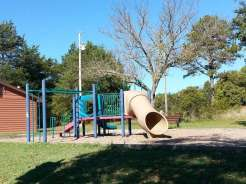 Table Rock Lake State Park in Branson Missouri Playground
