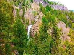 tower-fall-campground-yellowstone-falls