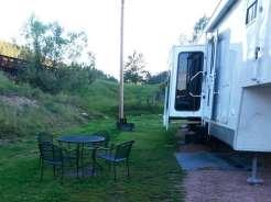 Trailside Park Resort in Hill City South Dakota Site 10