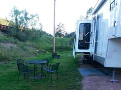 Trailside Park Resort in Hill City South Dakota Site 10