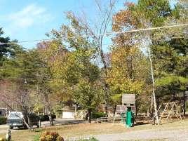 Tremont Outdoor Resort in Townsend Tennessee Playground