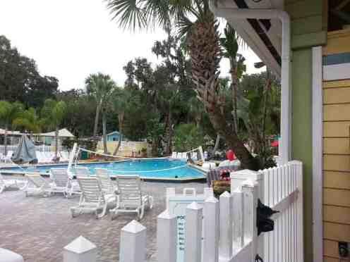 Tropical Palms Resort in Kissimmee Florida Pool