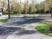 Twin Creek RV Resort in Gatlinburg Tennessee Backin
