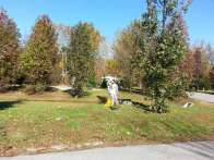 Up the Creek RV Camp in Pigeon Forge Tennessee Landscape