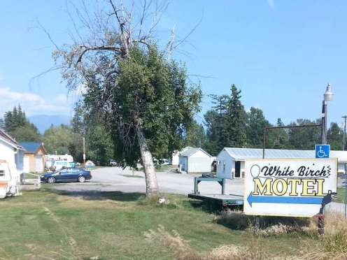 white-birch-rv-campground-kalispell-montana-sign