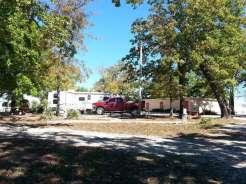 Willow Tree Inn RV Park in Branson Missouri Sites in the Trees