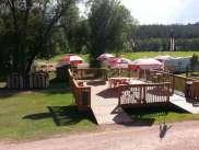 Wolf Camp near Keystone South Dakota patio