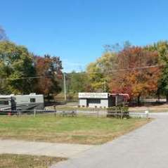 Ye Olde Mill Campground in Townsend Tennessee Entrance