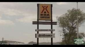 Barstow Calico KOA Campground
