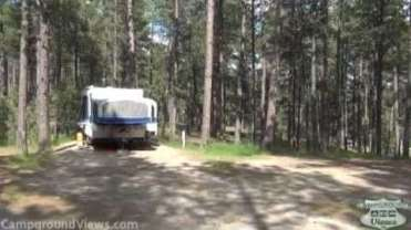 Custer State Park – Stockade Lake North Campground