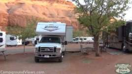 Goulding's Lodge Campground