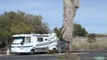Salton Sea State Recreation Area Headquarters Campground
