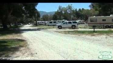 Thousand Trails Soledad Canyon Park