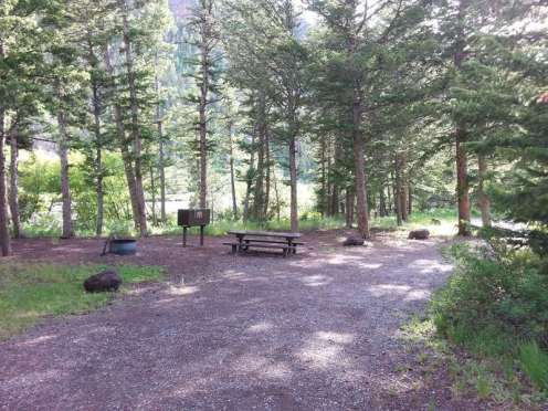 newton-creek-campground-cody-site