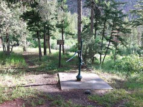 newton-creek-campground-cody-water