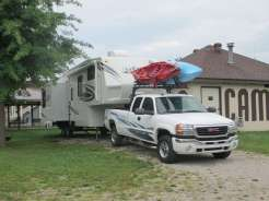 Budget Host Westgate Inn Motel & Campground in London Kentucky KY large site