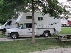 Budget Host Westgate Inn Motel & Campground in London Kentucky KY small site