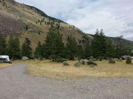 canyon-campground-gardiner-montana-rv