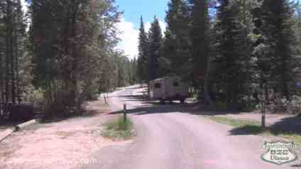 Colter Bay Village Campground and RV Park