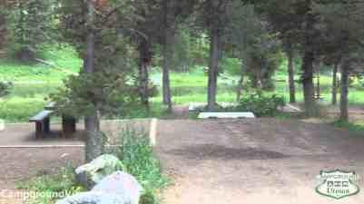 Upper Coffeepot Campground