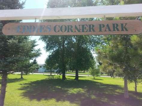 Eddie's Corner Moore Montana Park