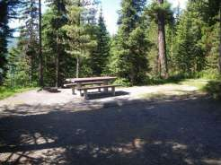 emery-bay-campground-martin-city-montana-site