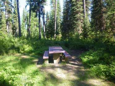 lost-johnny-point-campground-hungry-horse-site