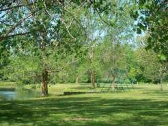 taylors-lost-haven-campground-lake-swings