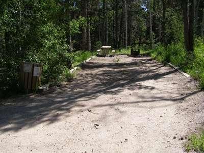 Prior Flat Campground BLM Site 1