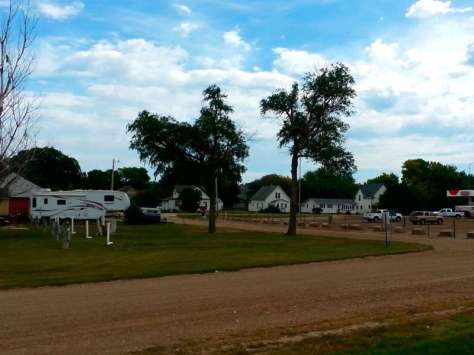 281 Travel Center in Wolsey South Dakota RV Sites