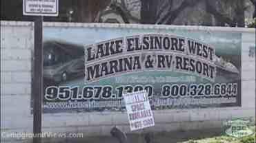 Lake Elsinore Marina & RV Resort