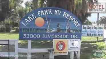 Lake Park RV Resort