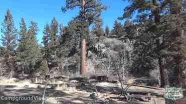 Leavitt Meadows Campground