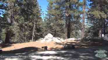 Mount Pinos Campground