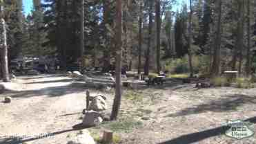 Pumice Flat Campgrounds